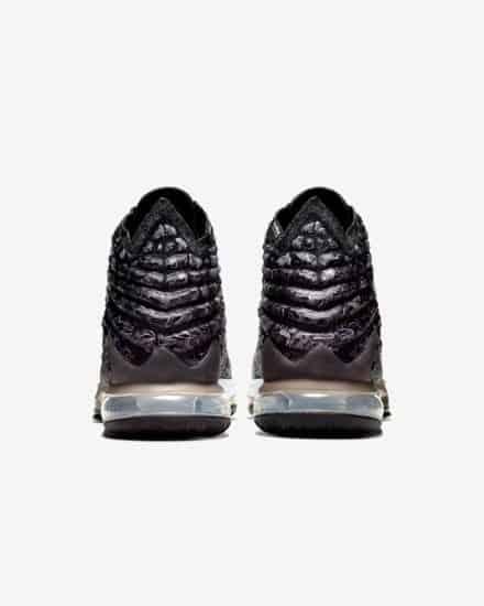 Nike LeBron 17 Review: Back