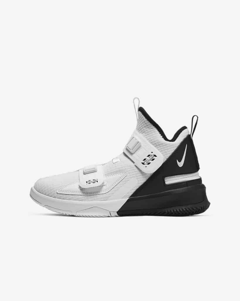 Best Outdoor Basketball Shoes 2020: LeBron Soldier 13