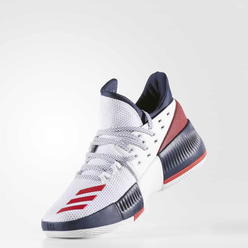 The Best Basketball Shoes With Ankle Support: Dame 3