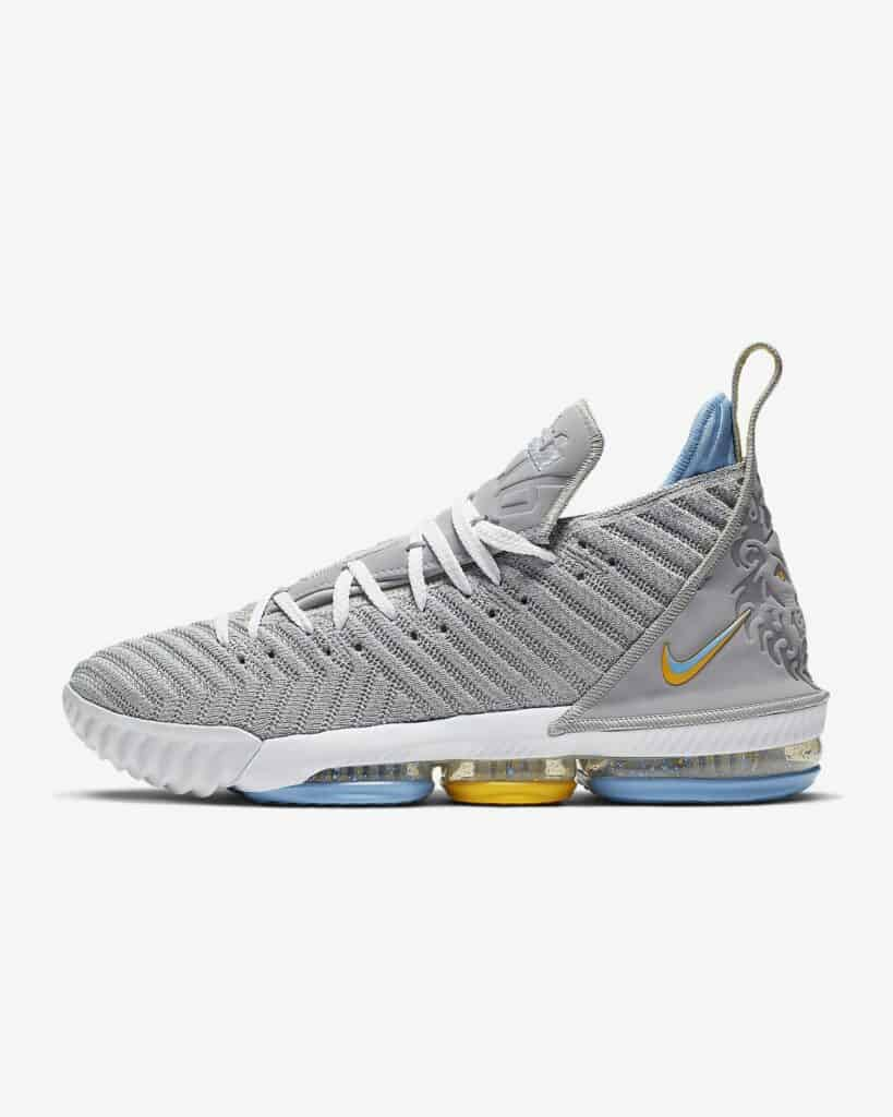 Best Basketball Shoes For Jumping: LeBron 16