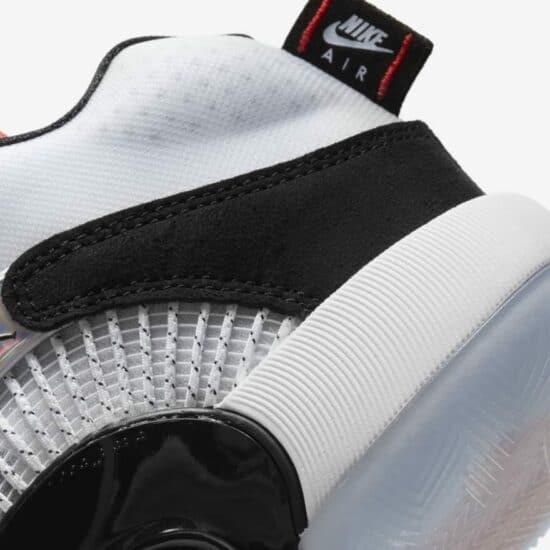Air Jordan 35 Review: Heel