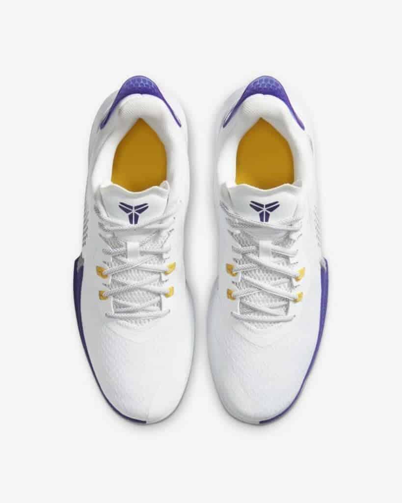Nike Kobe Mamba Fury Review: Top