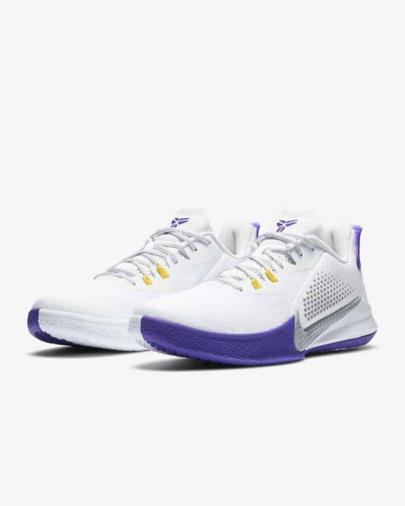 Nike Kobe Mamba Fury Review: Pair