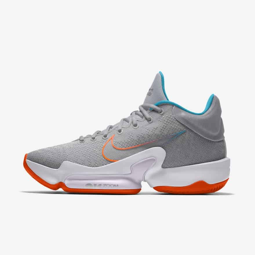 Best Nike Basketball Shoes: Zoom Rize 2
