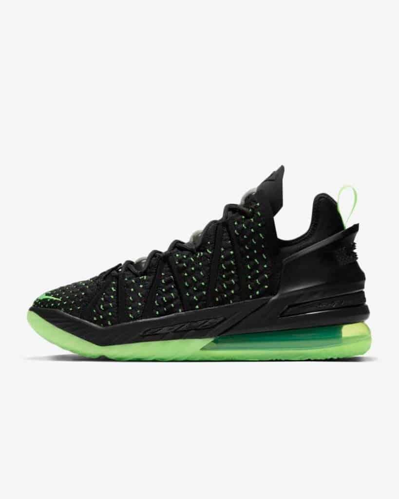 Best Nike Basketball Shoes: LeBron 18