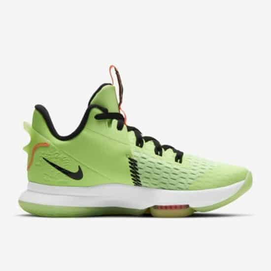 LeBron Witness 5 Review: Side 2