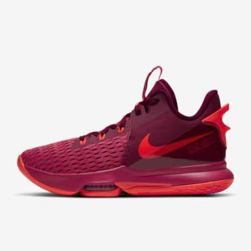 Best Women Basketball Shoes: LeBron Witness 5