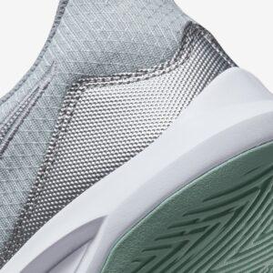 Nike Precision 5 Review: Heel