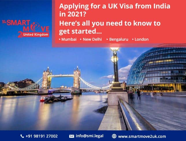Applying for a UK Visa from India in 2021? Here's all you need to know to get started…