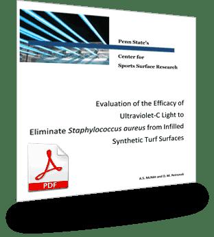 PSU UV Light Staph Report (PDF)