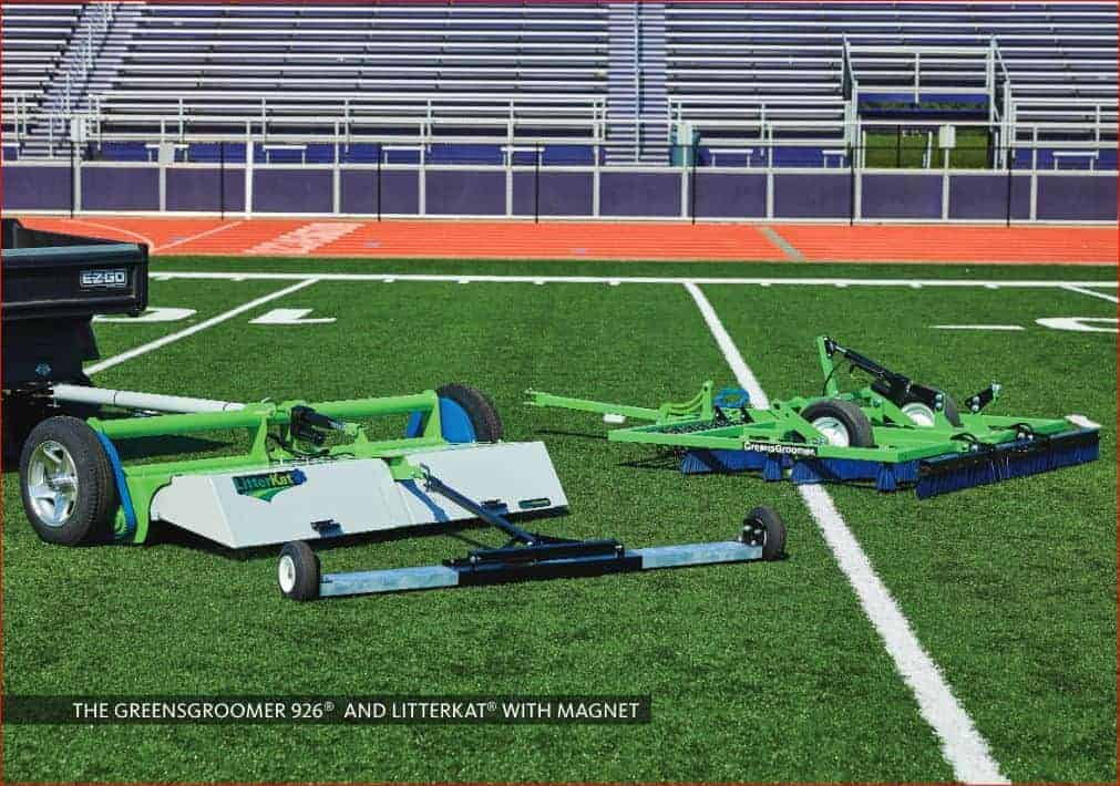 When Your Synthetic Turf Needs to Look Good