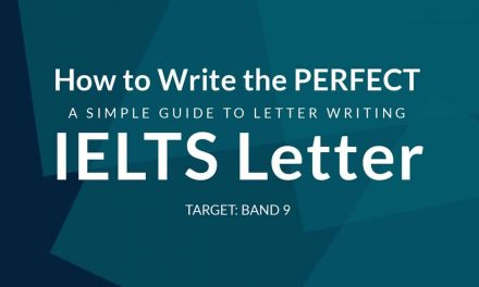 How to Write the PERFECT Letter [IELTS General]
