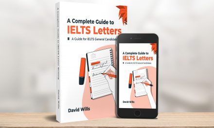 New Book: A Complete Guide to IELTS Letters