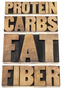 protein, carbs and fats the 3 pillars of any muscle building diet plan