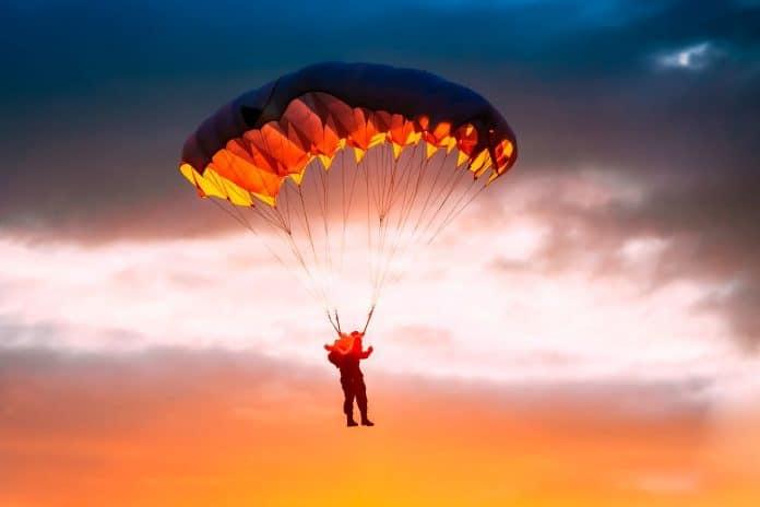 Faire un saut en parachute à Bordeaux