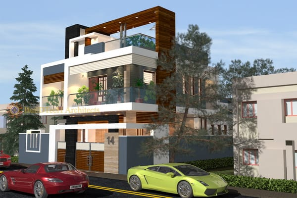 BT Architects in Coimbatore