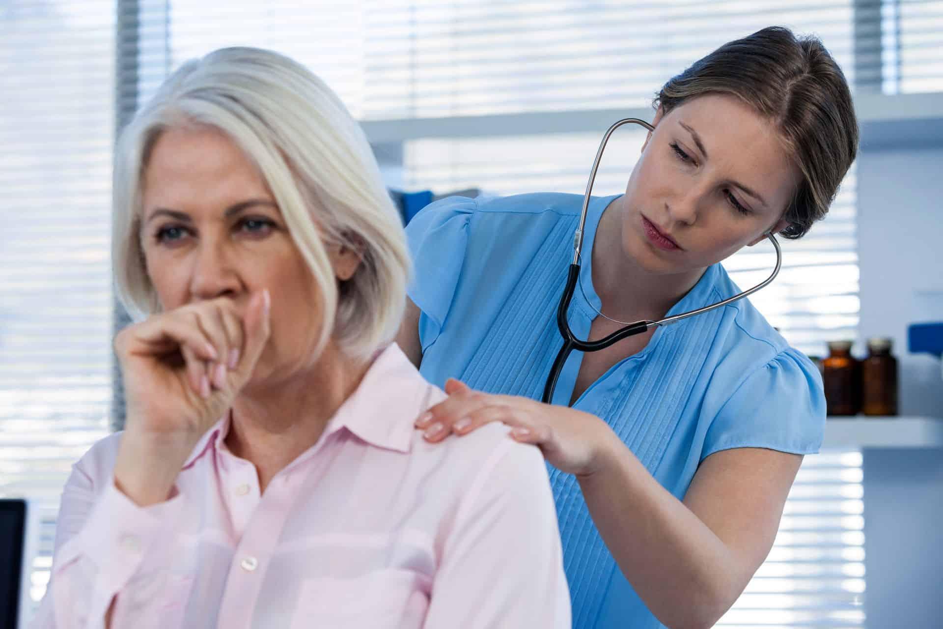 La kinésithérapie respiratoire pour la bronchectasie