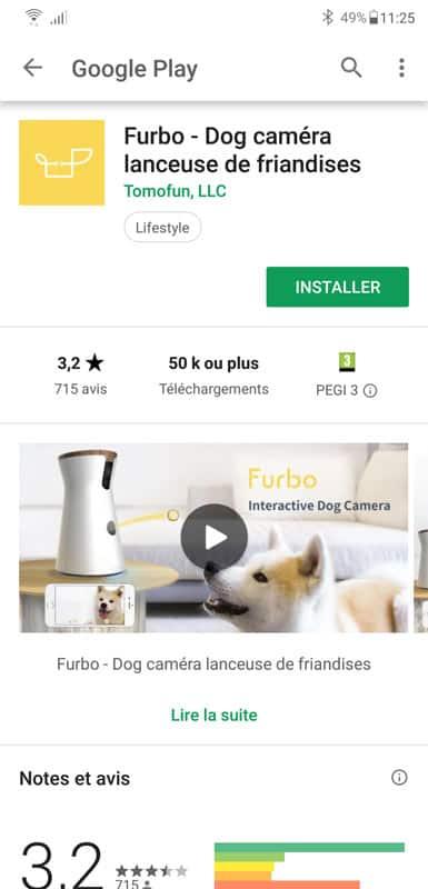 application furbo