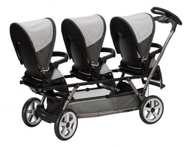 Review of Peg Perego Triplette SW Stroller