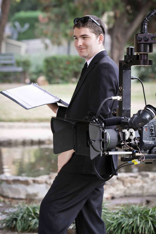 Director-James-Kicklighter-On-Set-Directing-Still-Followed-maryann-bates