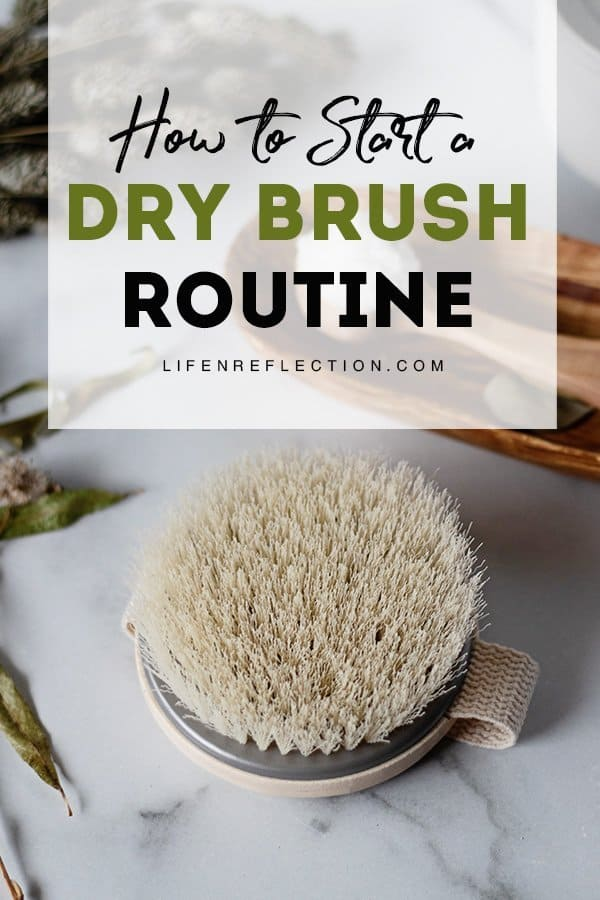 It is incredibly simple to add dry brushing to your natural skin care routine. All it takes is a great dry brush and a few minutes a few times a week or month to enjoy the benefits of dry brushing.