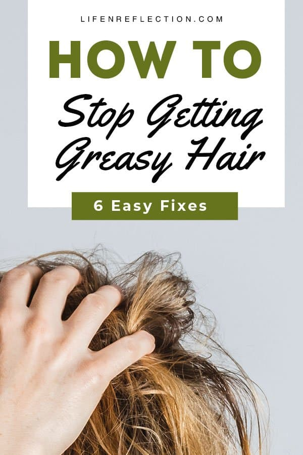 How to stop greasy hair with oily hair remedies to get rid of greasy hair fast! Rather you're looking for a greasy hair quick fix or a shampoo for greasy hair - we've got it covered!