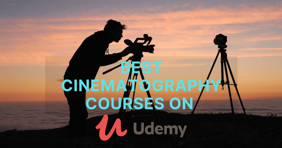 Featured-cinematography courses on udemy