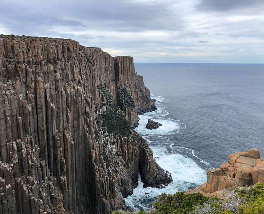 Cape Raoul on the Three Capes Track