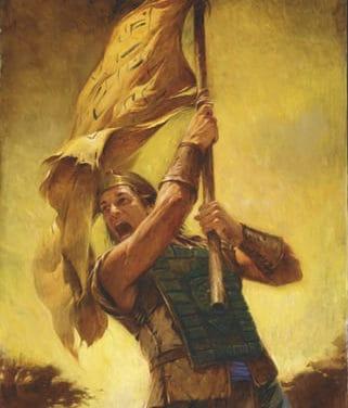Spiritual Cross Training (Scripture Study Tip)