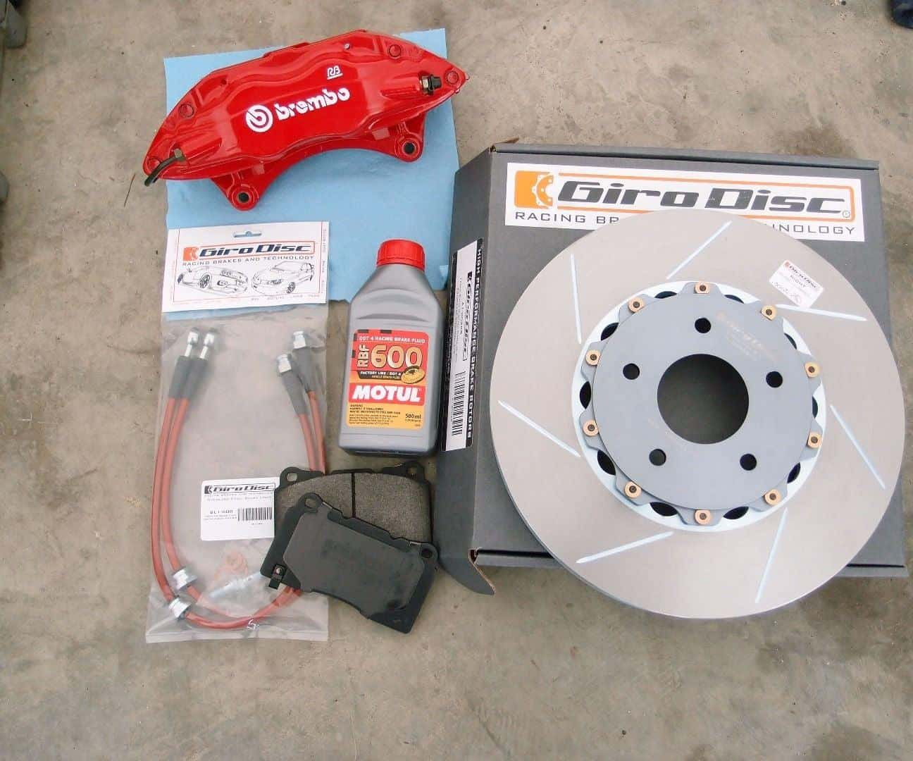 Disk Brake Pads, Rotor, and Caliper Replacement : 8 Steps - Instructables