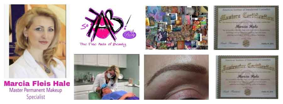 Laser and permanent makeup treatments