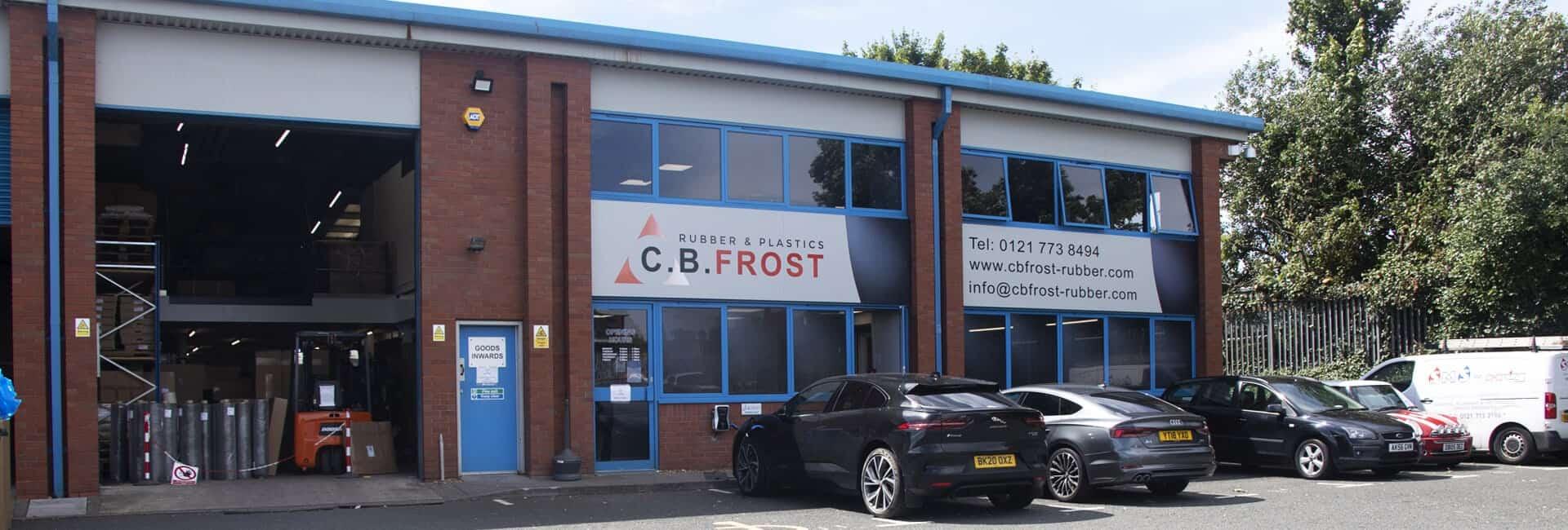 CB Frost Matrix Point