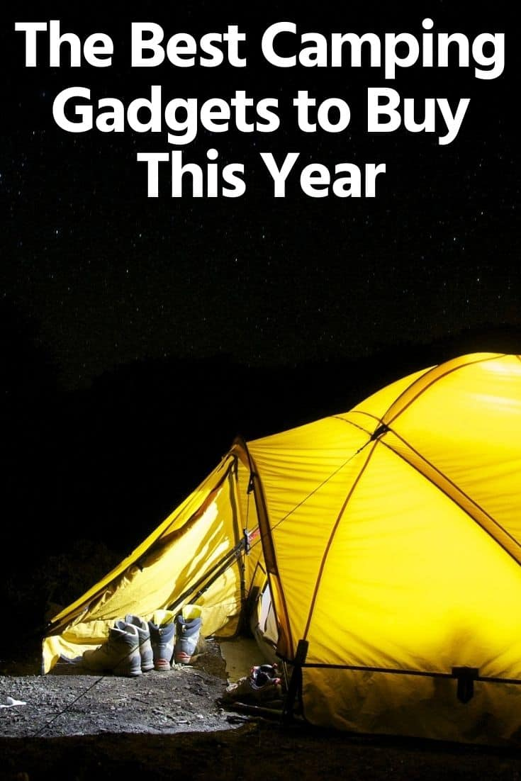 The Best Camping Gadgets Of 2021