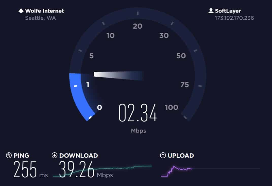 Speedtest Beta