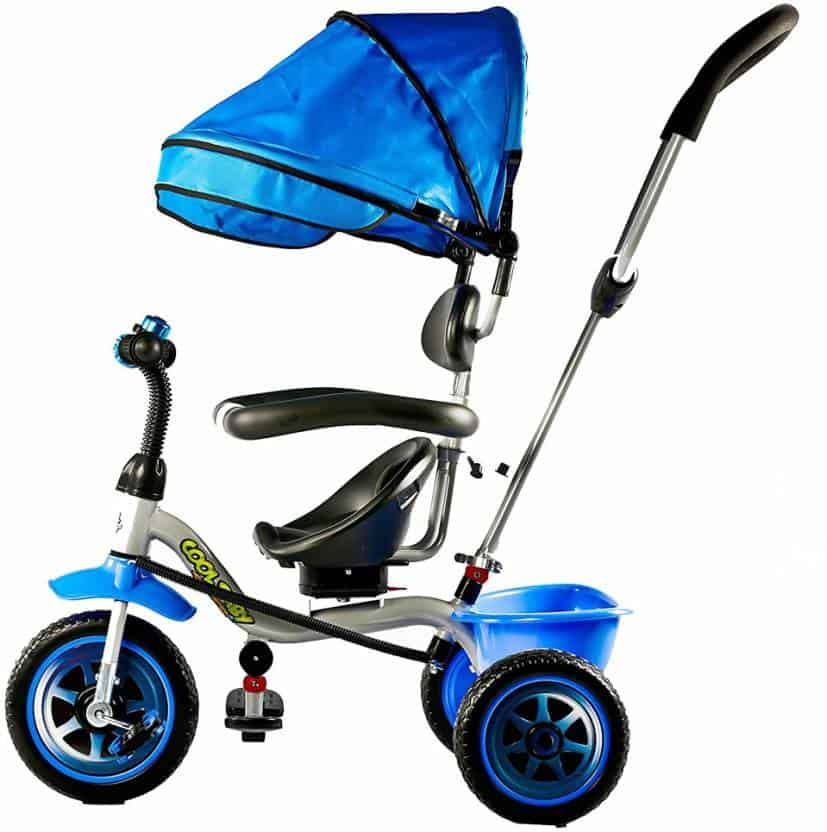 Baybee Duster Premium baby Tricycle