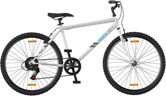 MACH CITY IBIKE - Best cycle price below 10000 india