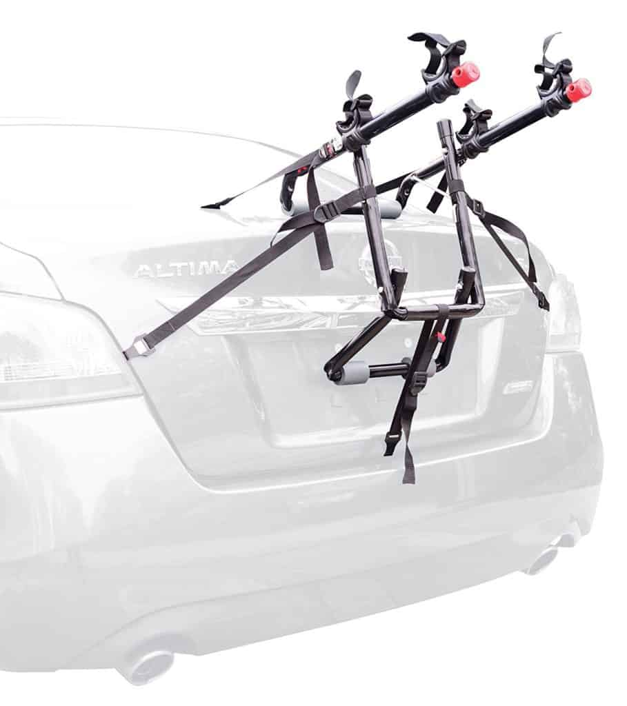 Allen Sports Deluxe Cycle Trunk Mount Rack