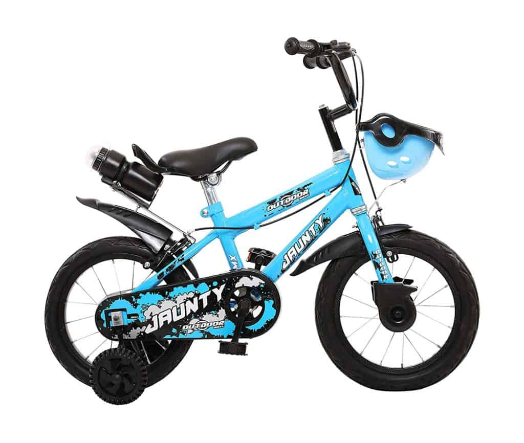 Outdoor Bikes Jaunty BMX - best kids cycle under 5000 india