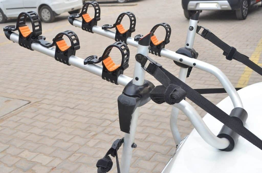RikerZ - Best cycle carriers for car in India - Rear Mounted