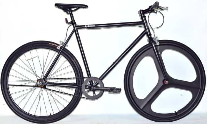 bikeARK EXO Fixie Cycle India