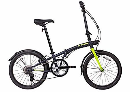 BTWIN HOPTOWN 320 C1 Foldable Bicycle India