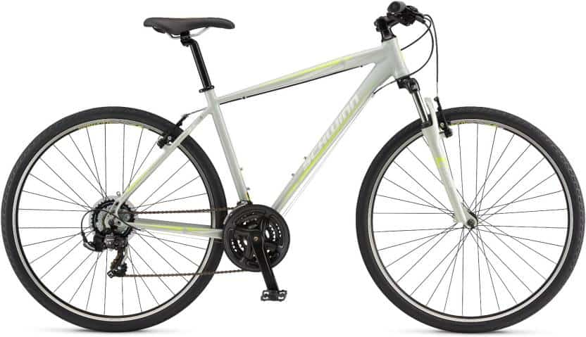 Schwinn Searcher 4 - Best Hybrid Commuter cycle below 30000