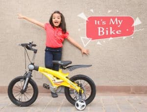 Best Bicycle for Girls in India - Cycle for Girl Child