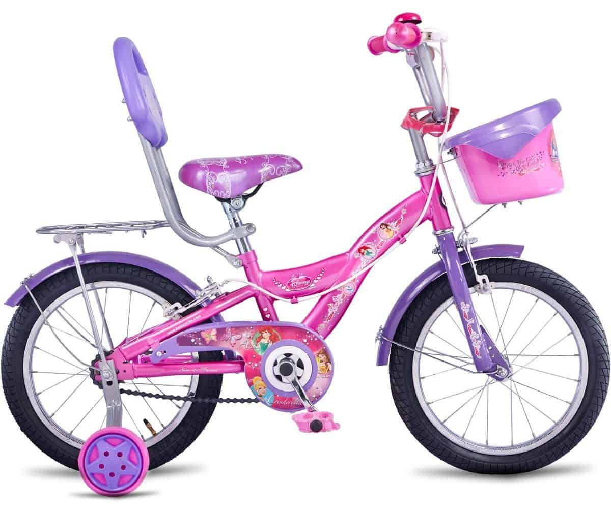 Hero Disney Princess Cycle for Girls Under 8000