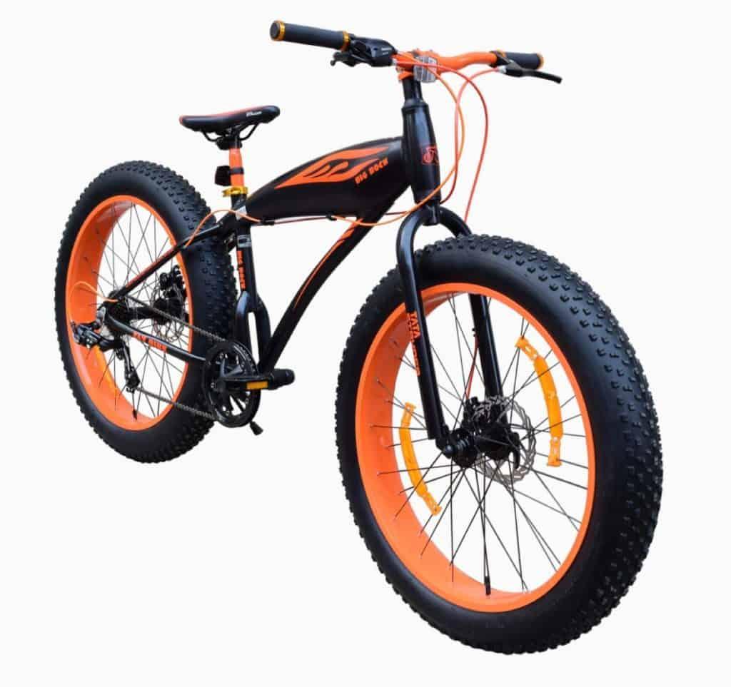 Tata Stryder Big Rock 26T Fat Bike