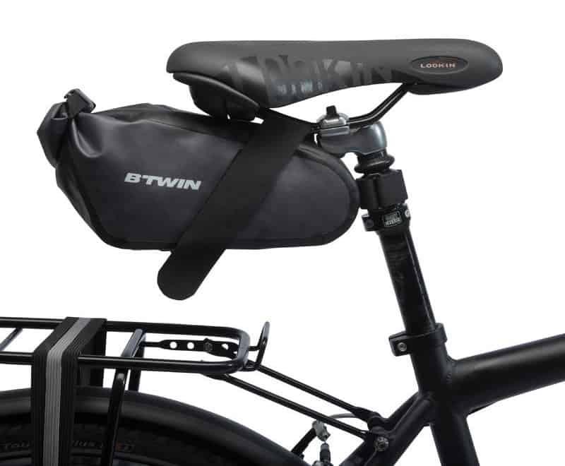 SACO SELIM PARA BICICLETA IMPERMEÁVEL 900 - O melhor saco de armazenamento para bicicletas