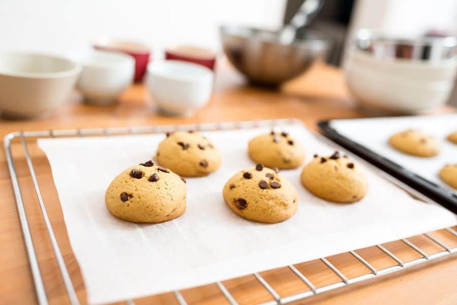 Faire une bonne cuisson des cookies