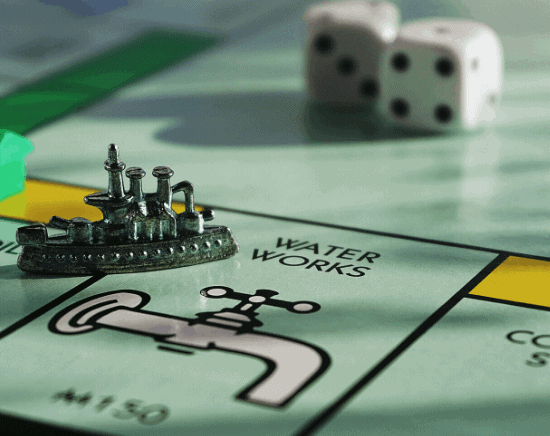 Monopoly - Fun Things To Do With No Money