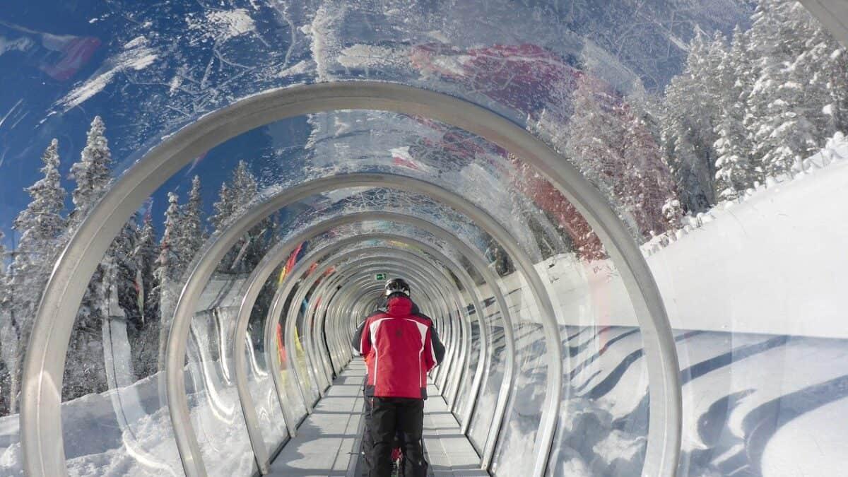 lift, treadmill, skiing