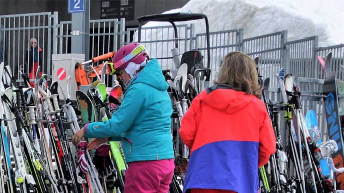 Best Ski Lock